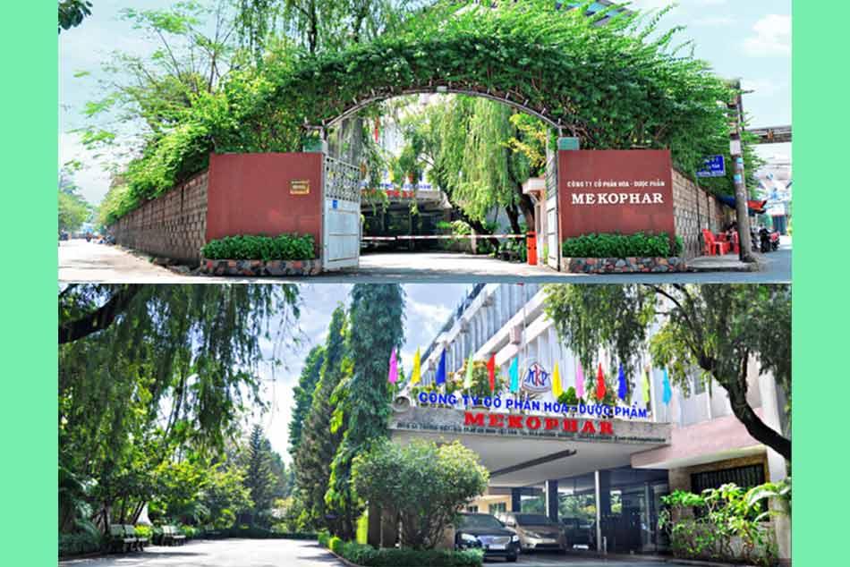 Công ty Cổ phần Hóa - Dược phẩm Mekophar tại TP.Hồ Chí Minh