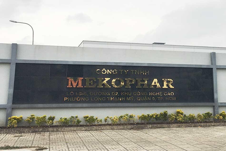 Công ty Cổ phần Hóa - Dược phẩm Mekophar