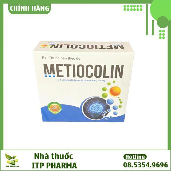 Metiocolin - Thuốc điều trị chậm phát triển trí não ở trẻ