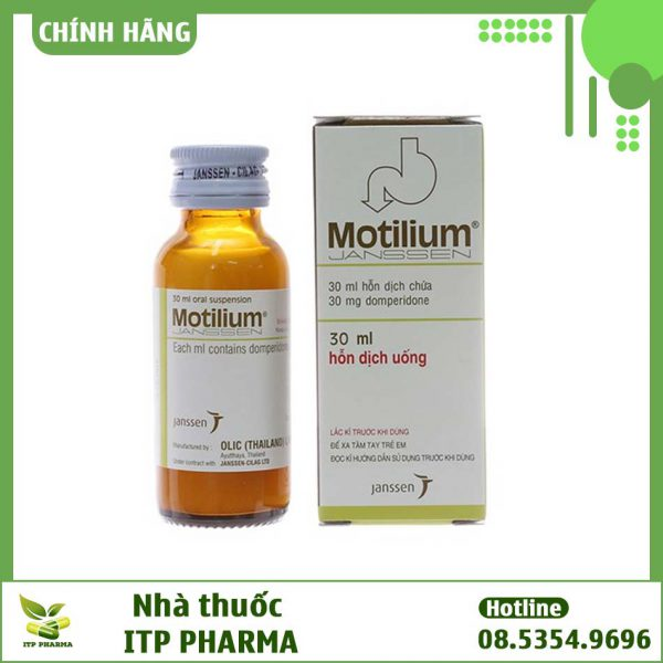 Hình ảnh thuốc Motilium Siro