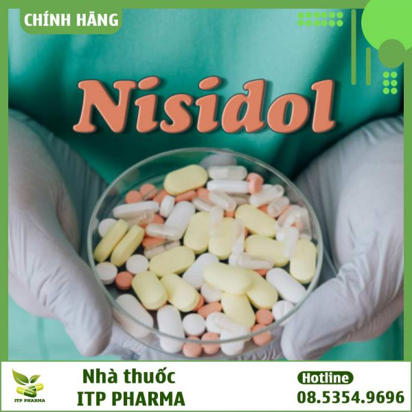 Thuốc Nisidol giảm đau hiệu quả
