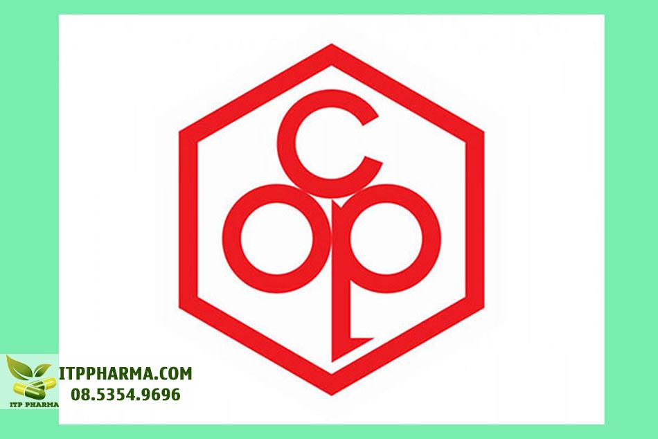 Logo của công ty cổ phần dược phẩm OPC
