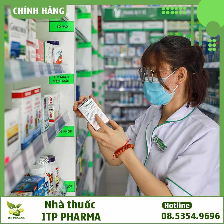 Thuốc Penstal hiện đang được bày bán tại hầu hết các nhà thuốc trên toàn quốc