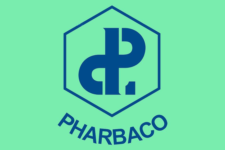 Logo Công ty Dược Phẩm Pharbaco