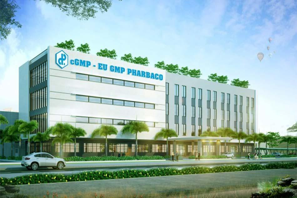 Hình ảnh nhà máy của Pharbaco