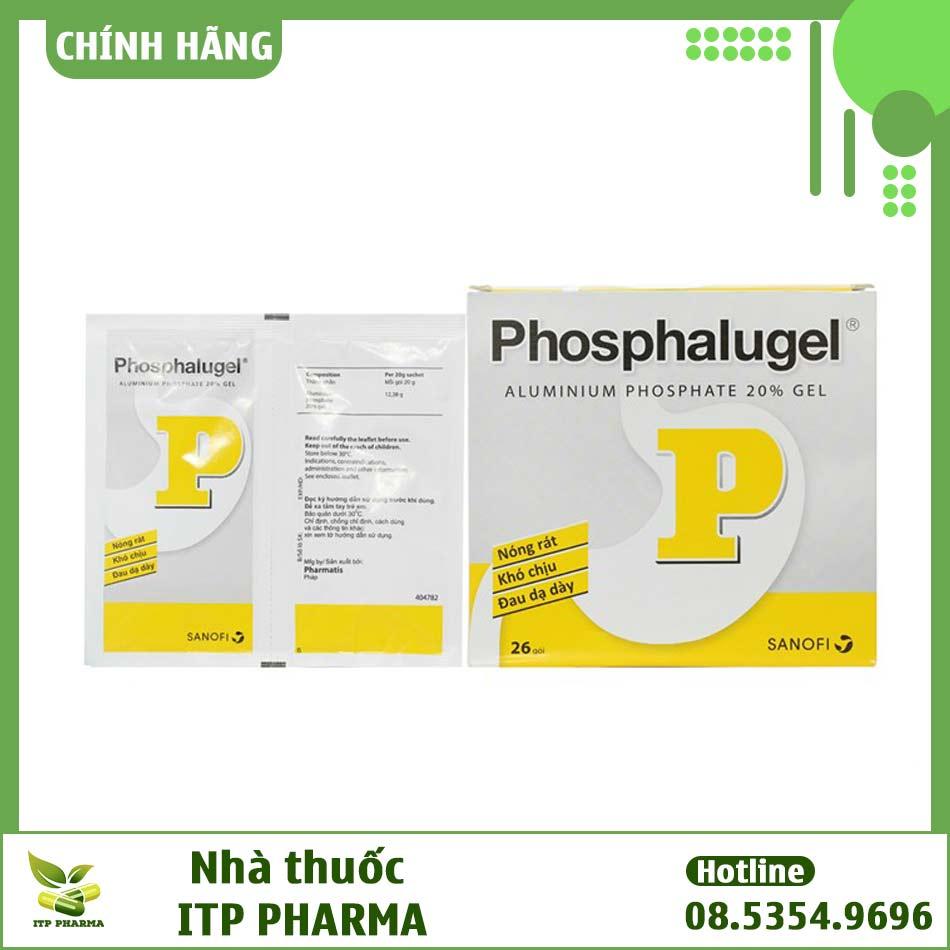 Phosphalugel là thuốc gì?