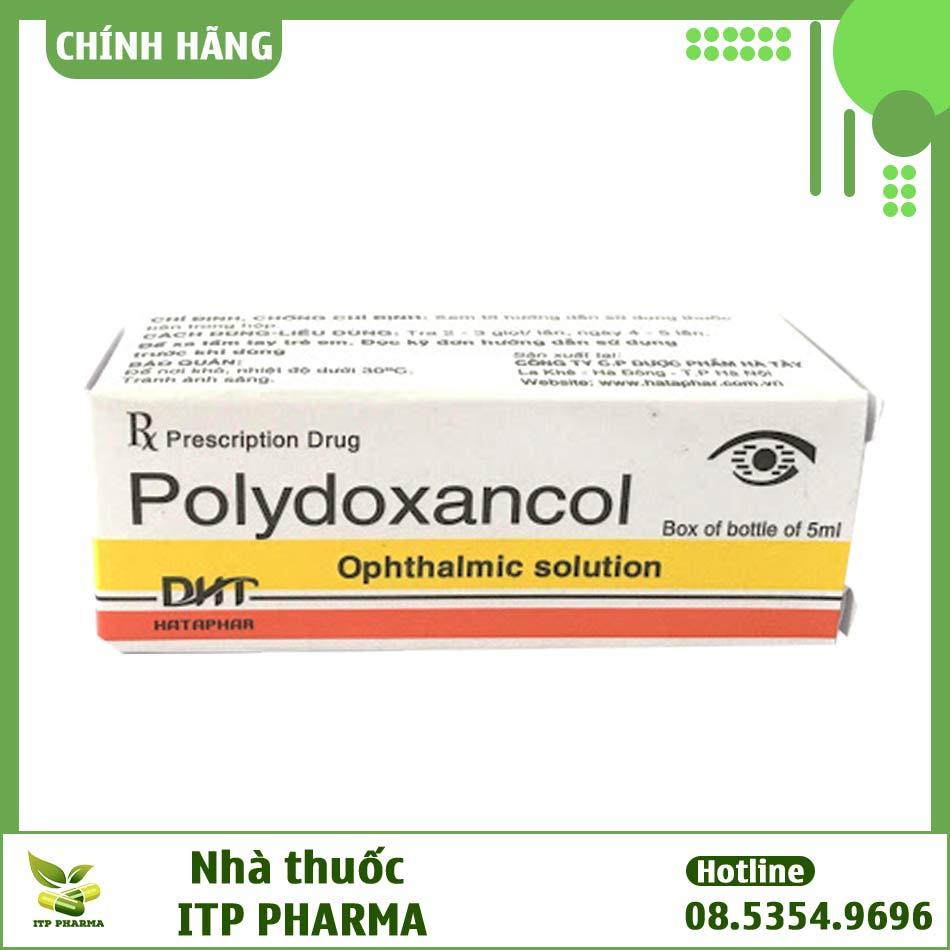 Hộp thuốc Polydoxancol