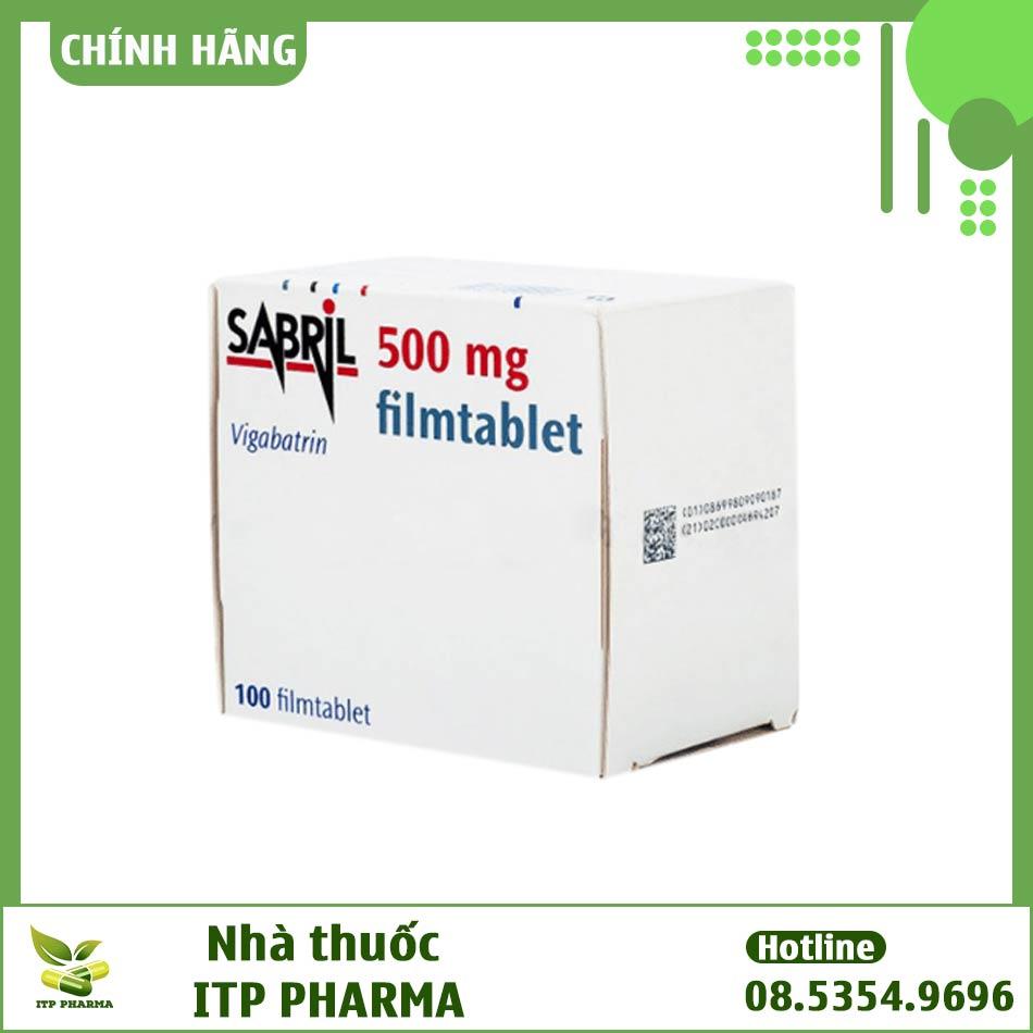 Thuốc Sabril điều trị cho bệnh nhân động kinh