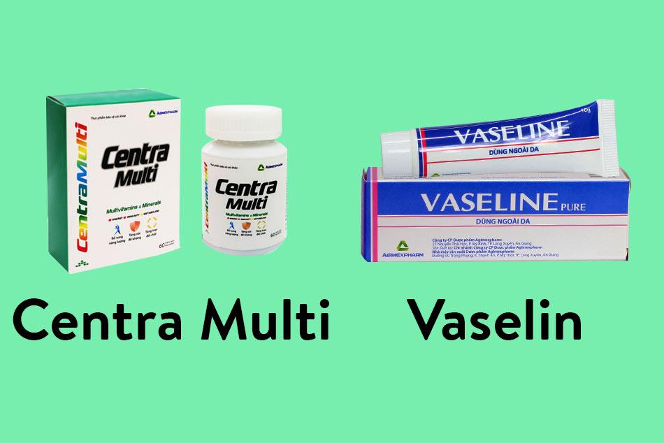 Một số sản phẩm tiêu biểu của Agimexpharm