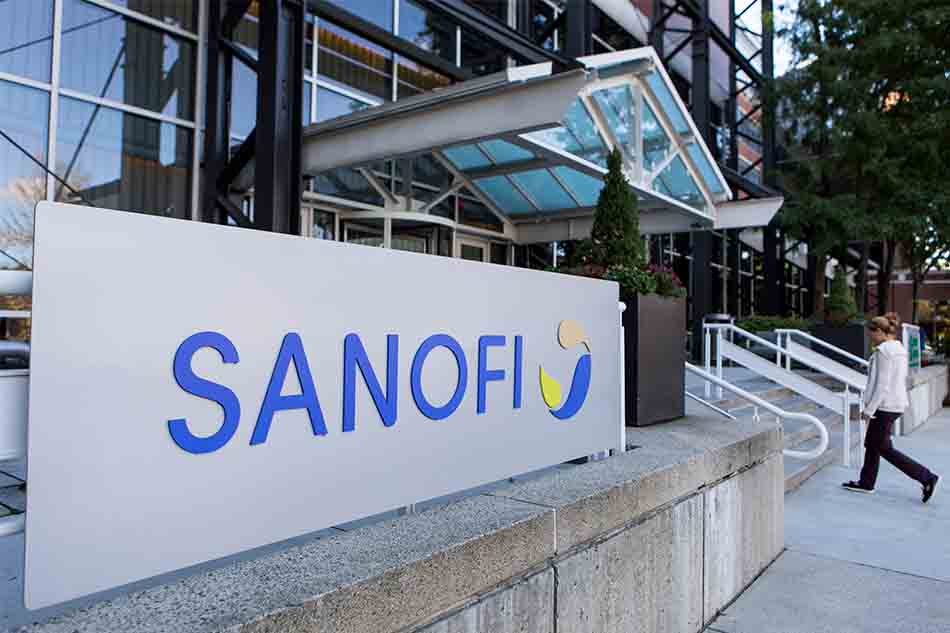 Hình ảnh trụ sở của công ty Sanofi