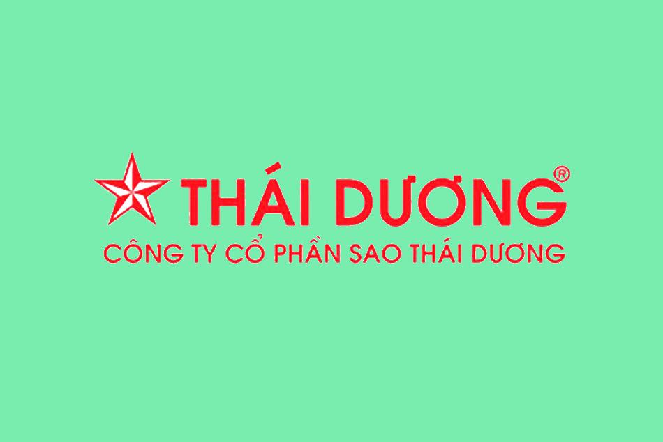 Hình ảnh logo công ty Sao Thái Dương