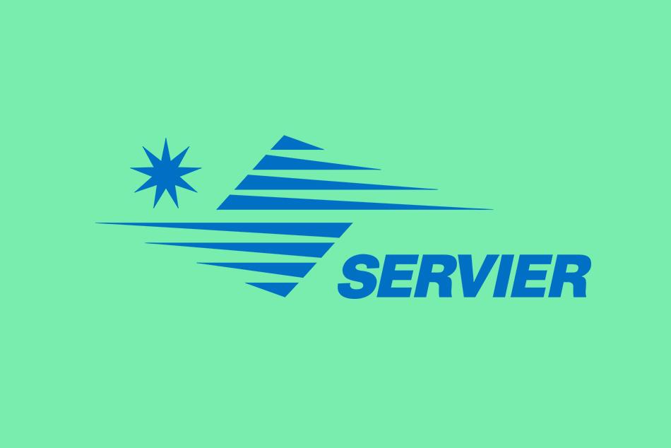 Hình ảnh logo công ty Servier