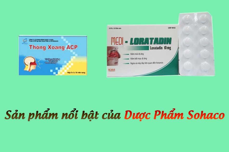Công ty Cổ phần Tập đoàn Dược phẩm và Thương mại Sohaco