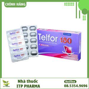 Hình ảnh thuốc Telfor 180