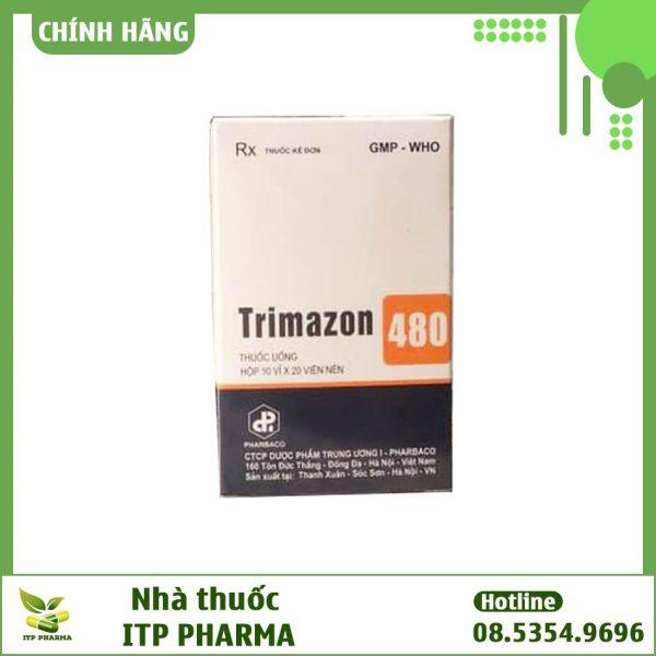 Hình ảnh thuốc Trimazon 480