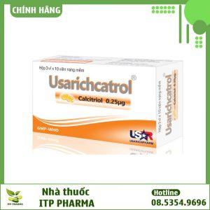 Hình ảnh hộp thuốc Usarichcatrol