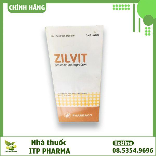 Hộp thuốc Zilvit