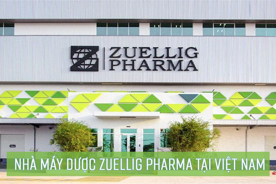 Zuellig Pharma - Nhà cung cấp dịch vụ chăm sóc sức khỏe tốt nhất châu Á