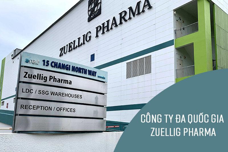 Công ty đa quốc gia Zuellig-Pharma