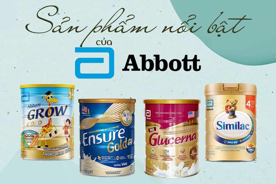 Các sản phẩm nổi bật của Abbott