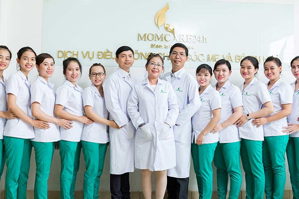 Dịch vụ tắm bé sơ sinh Moncare24h - Thành phố Hồ Chí Minh