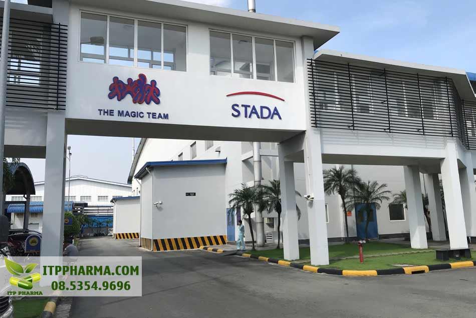 Giới thiệu về công ty STADA
