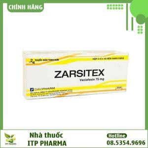 Zarsitex 75mg