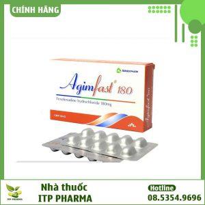 Hình ảnh thuốc Agimfast 180