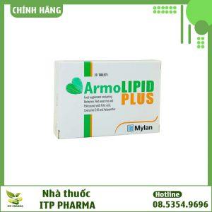 Sản phẩm Armolipid Plus