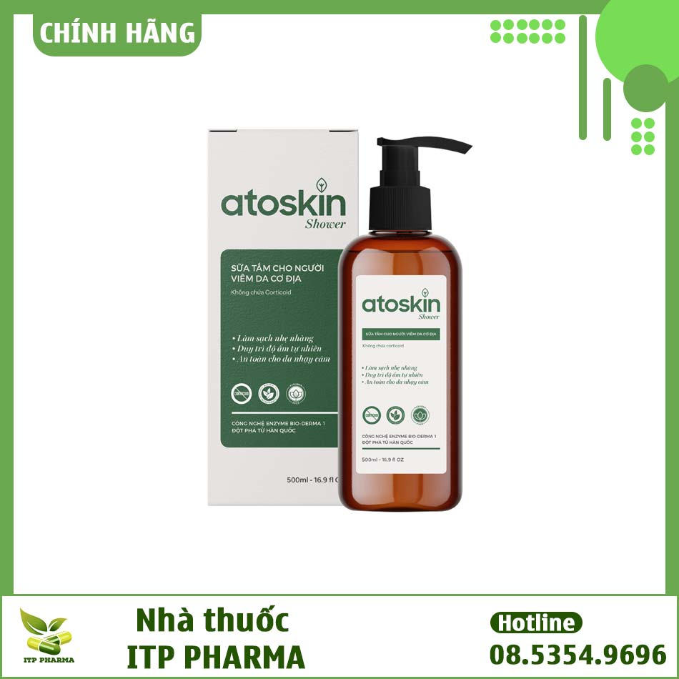 Hình ảnh sản phẩm Atoskin Shower