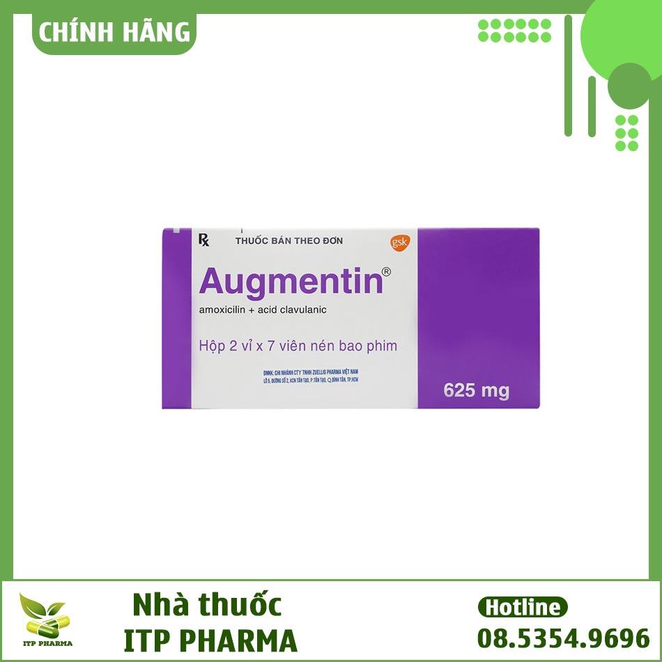 Lưu ý khi sử dụng thuốc Augmetin 625mg
