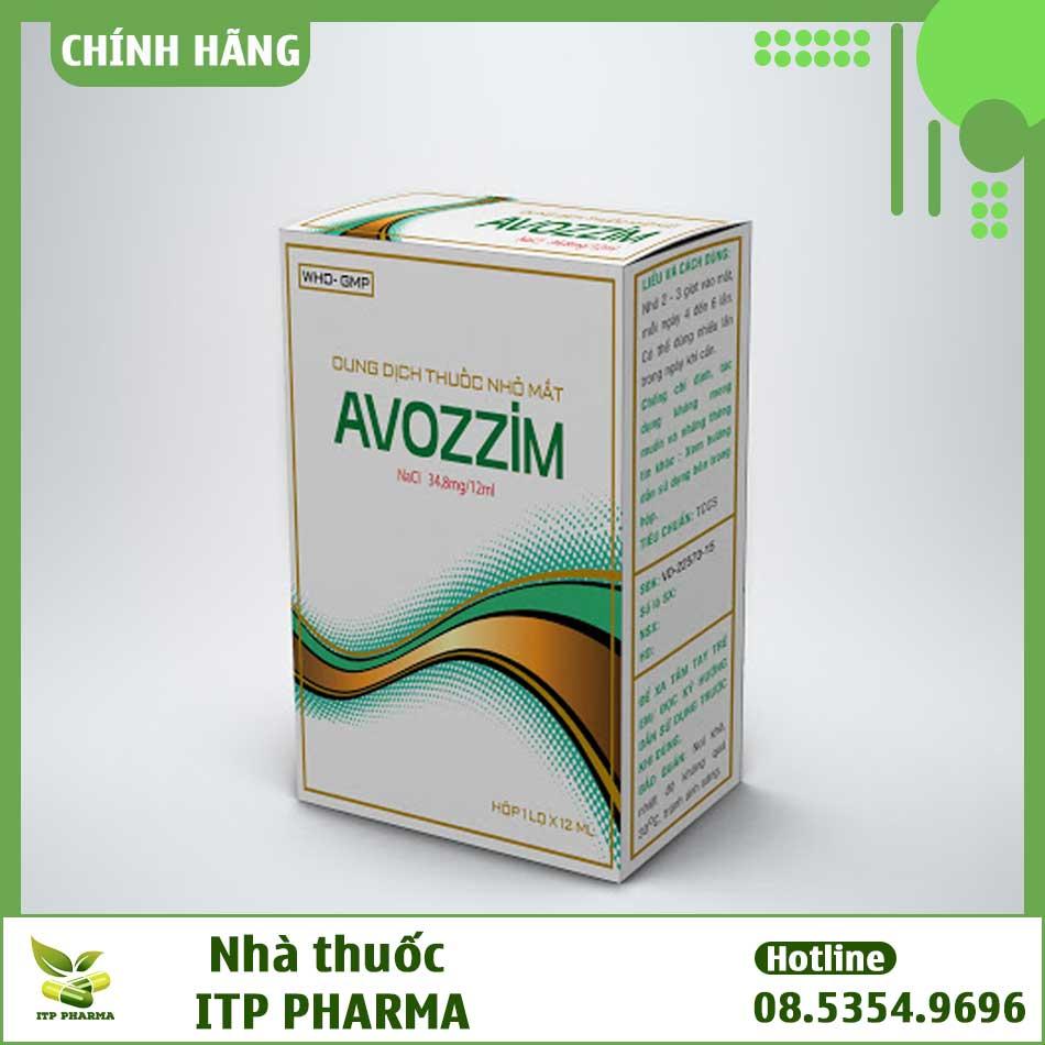 Thành phần của Avozzim có gì?