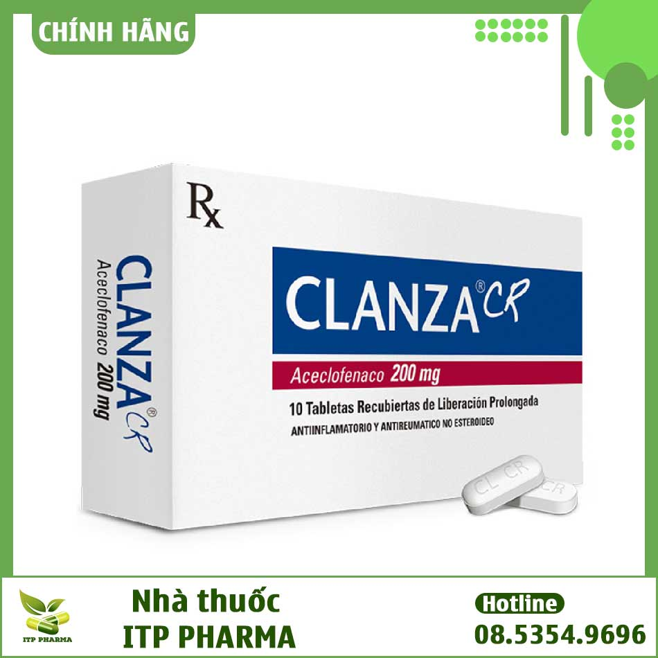 ClanzaCR có thể mua ở đâu?