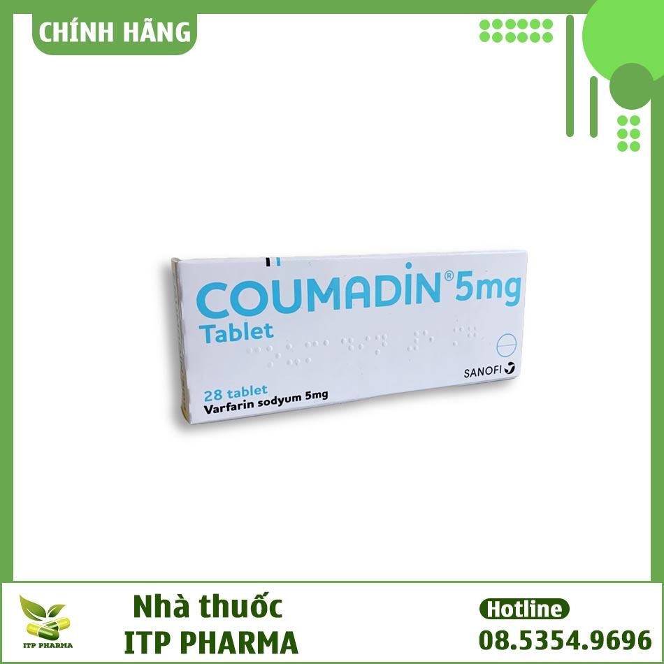 Thuốc Coumadin được bán với giá bao nhiêu?