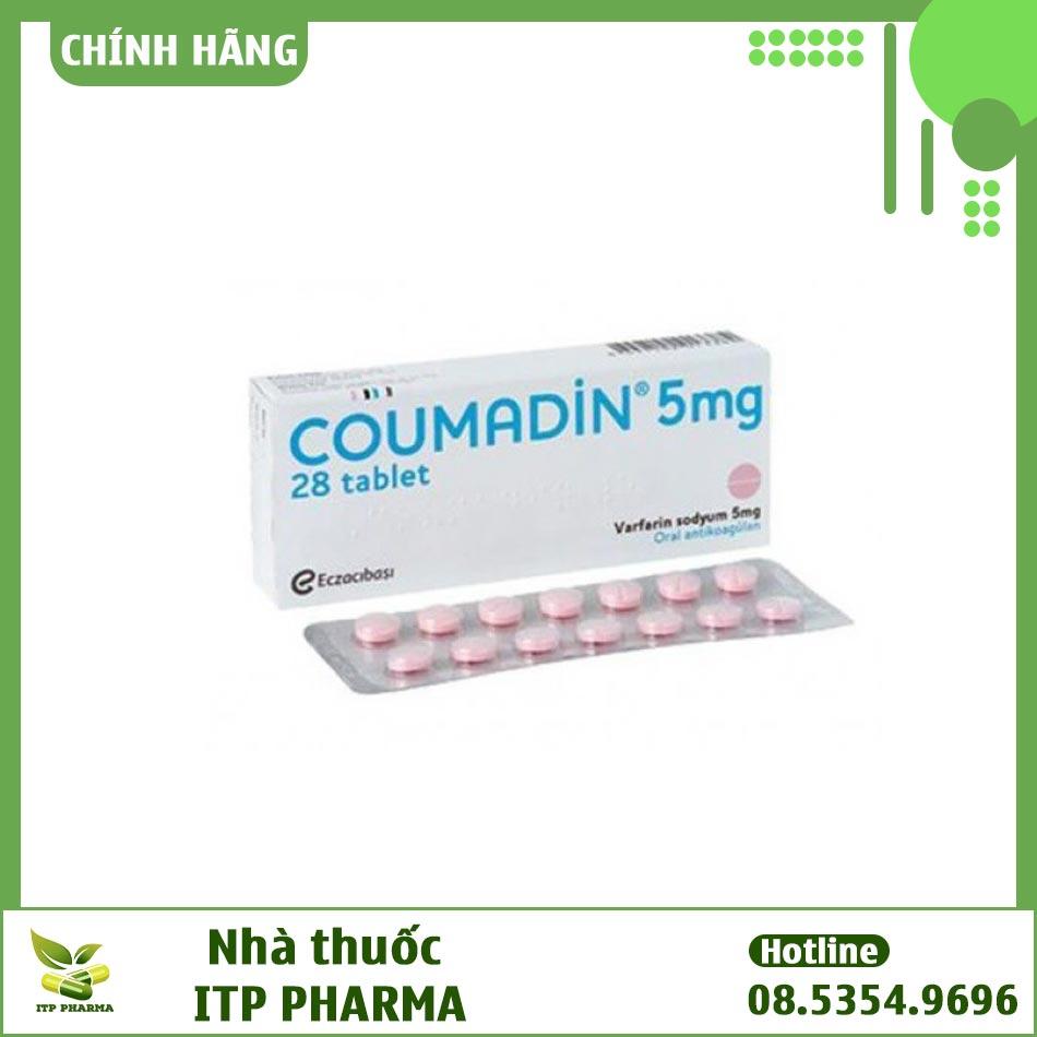 Thuốc Coumadin – Dự phòng và điều trị huyết khối