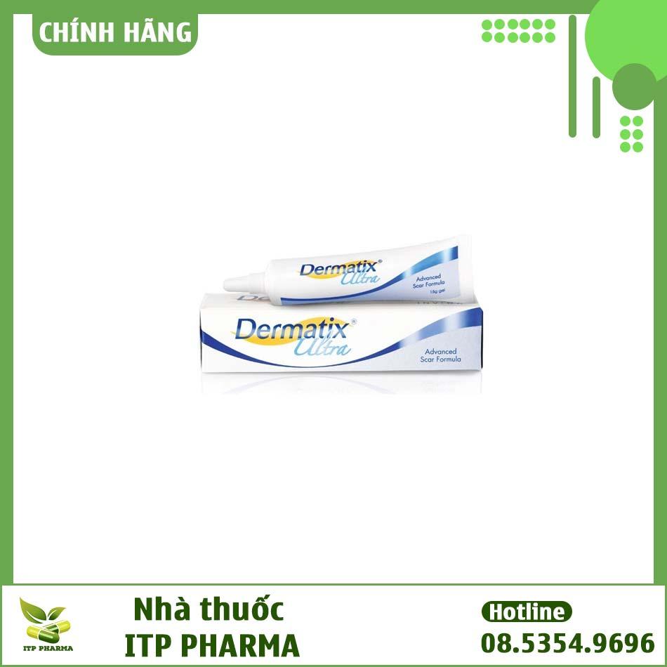 Hình ảnh Thuốc trị sẹo Dermatix Ultra 15g