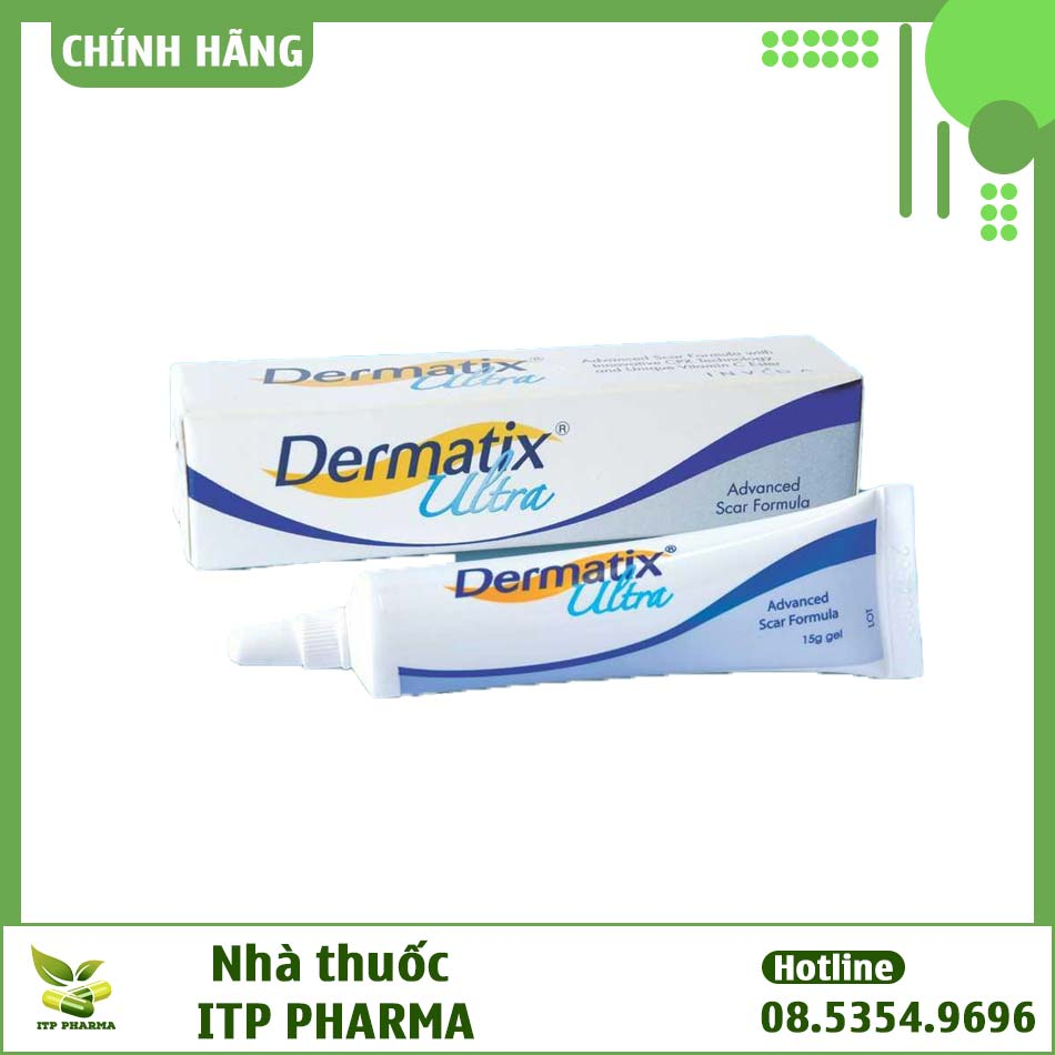 Thuốc Dermatix Ultra 15g giá bao nhiêu?