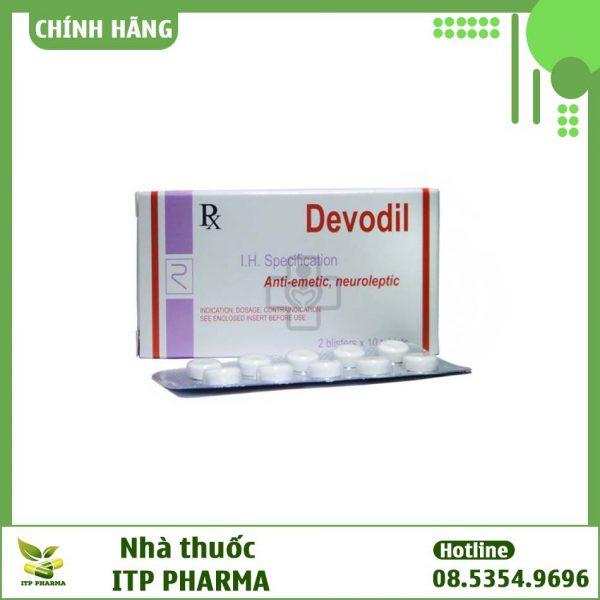 Thuốc Devodil 50mg