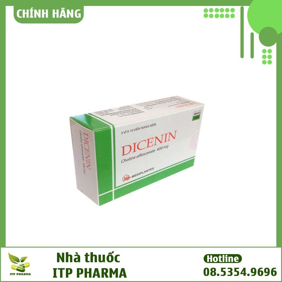 Hình ảnh thuốc Dicenin