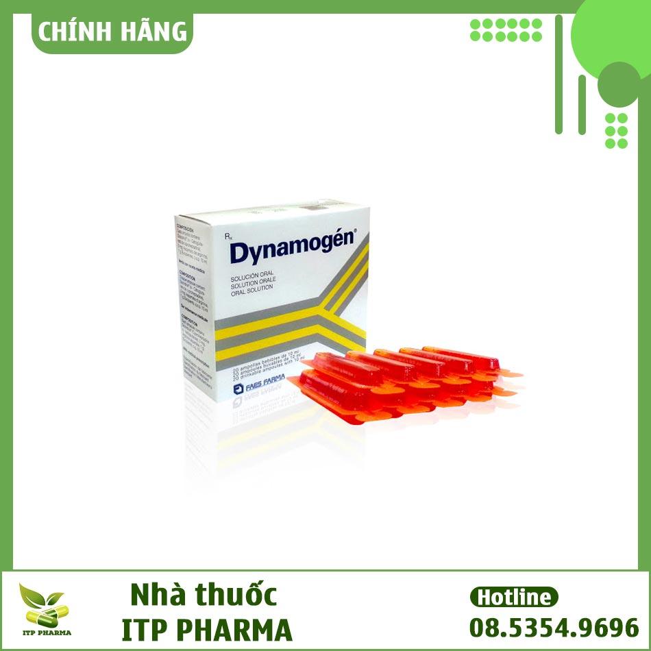Dynamogen – Thuốc kích thích ăn ngon và tăng cường sức khỏe cho cơ thể