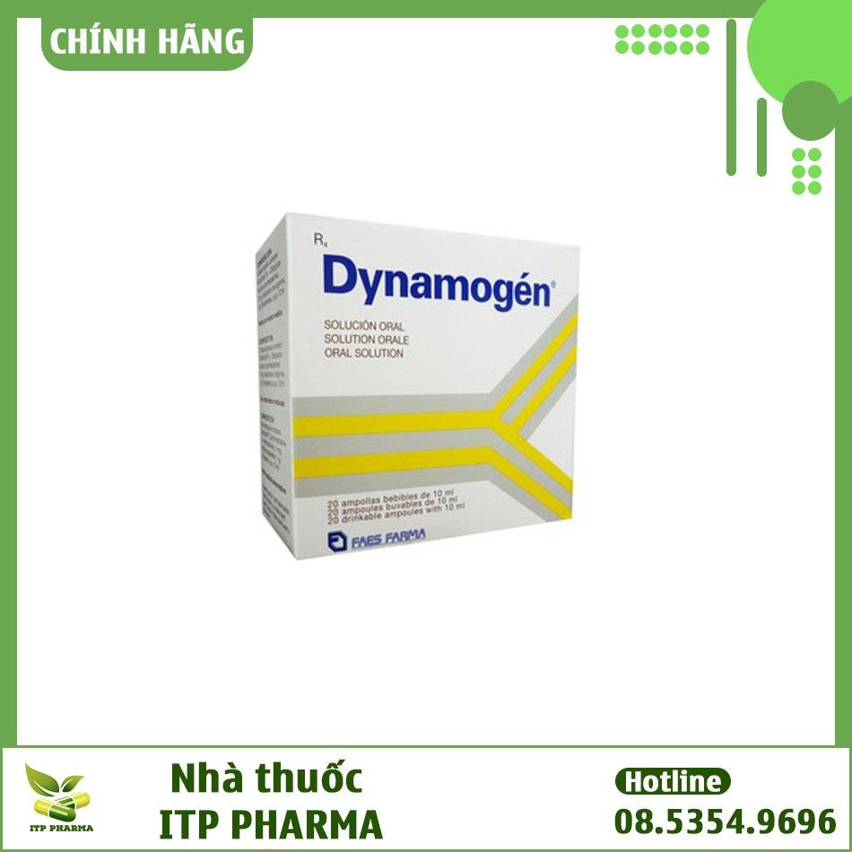 Hình ảnh hộp thuốc Dynamogen