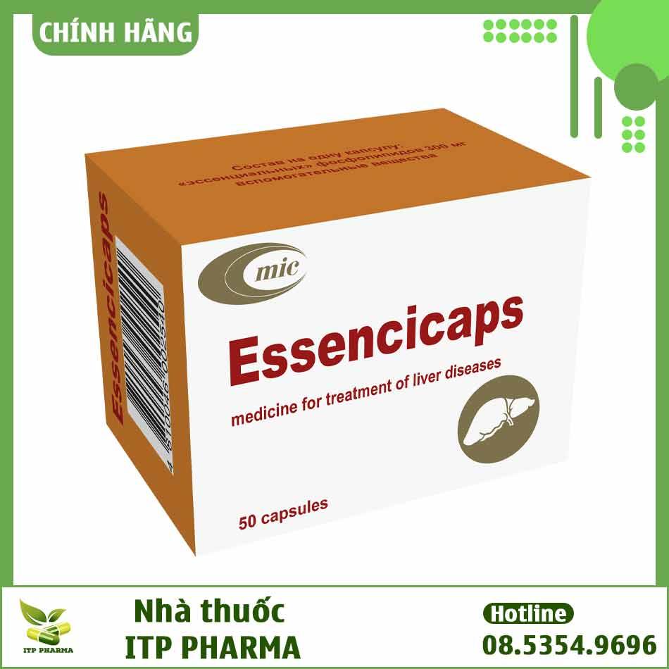 Thuốc Essencicaps là gì?