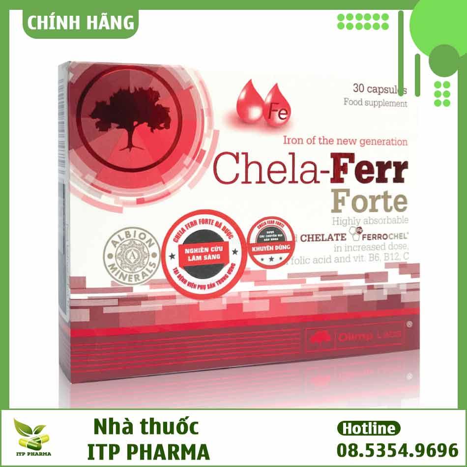 Chela Ferr Forte là gì?