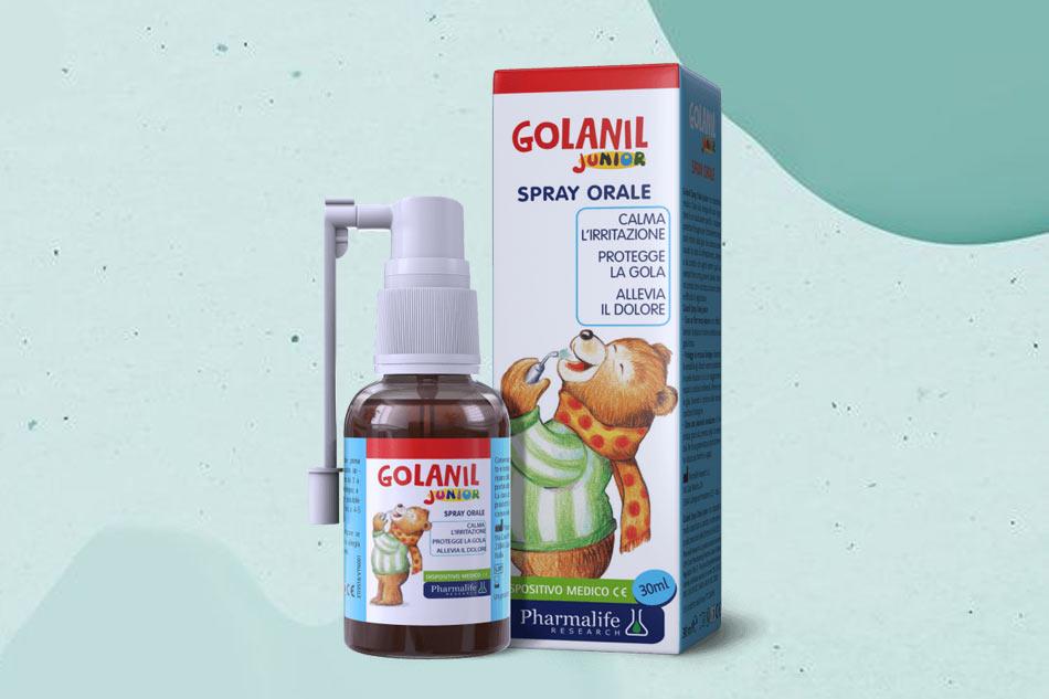 Fitobimbi Golanil Junior