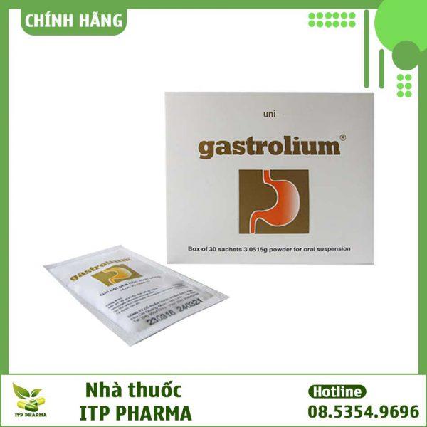 Hình ảnh thuốc Gastrolium