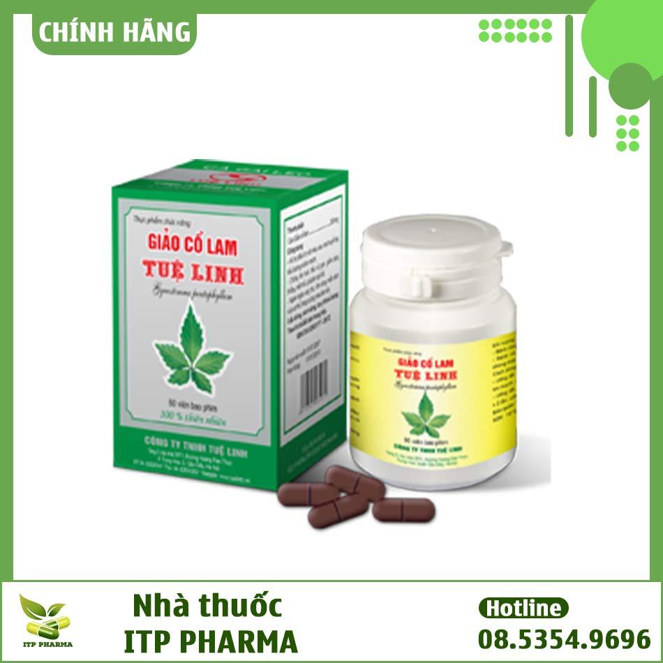 Hình ảnh sản phẩm Giảo Cổ Lam Tuệ Linh