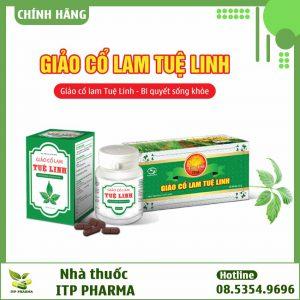 Sản phẩm Giảo Cổ Lam Tuệ Linh