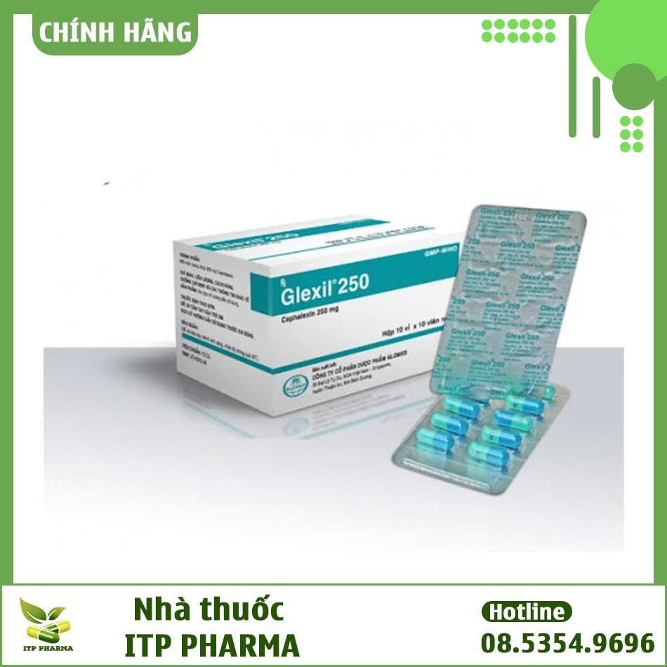 Hình ảnh thuốc Glexil 250