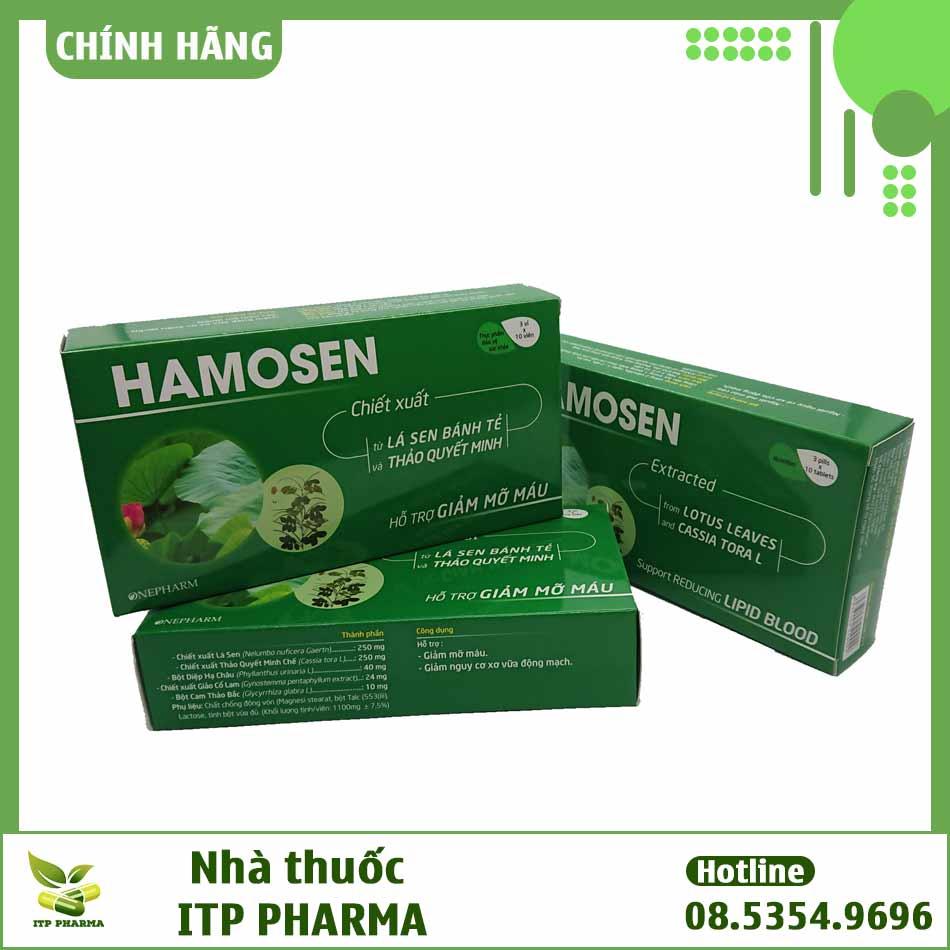 Hình ảnh Hamosen