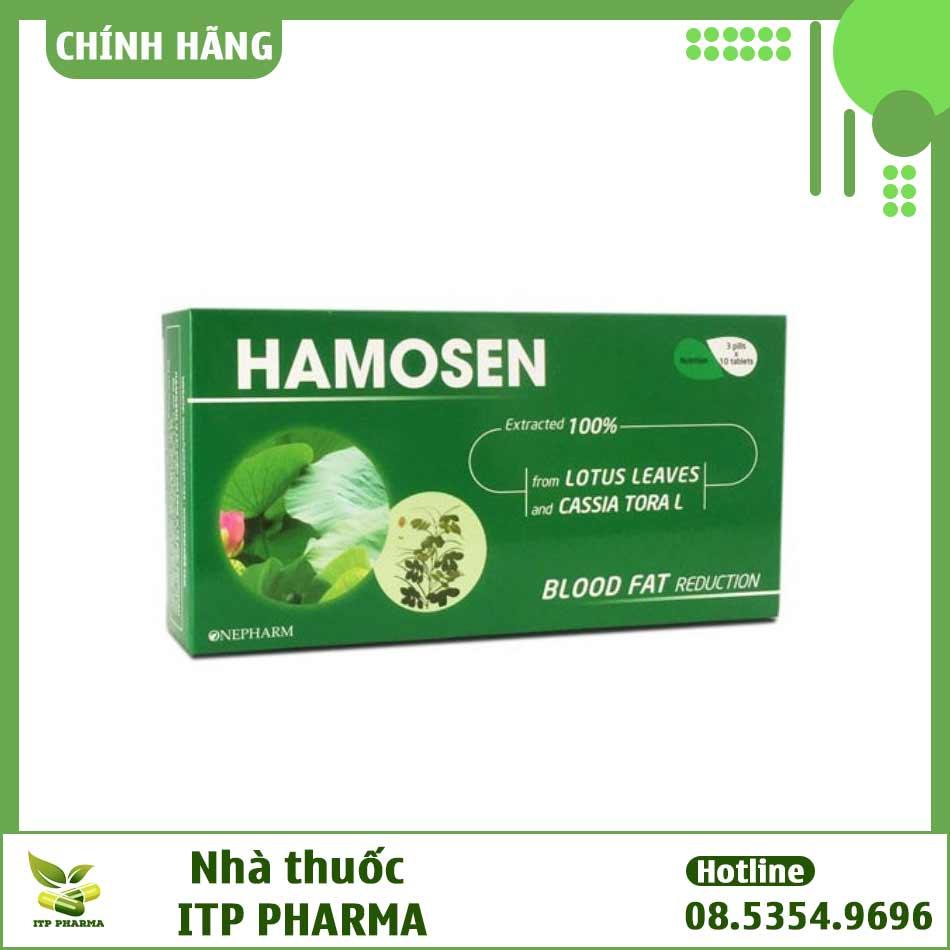 Review Hamosen từ người đã sử dụng